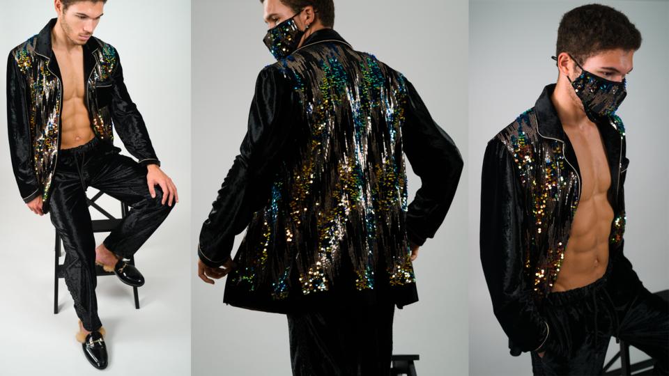 Théo Galbert Couture Paris Maisons de Mode