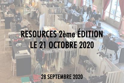ReSources, salon de sourcing textile de Maisons de Mode