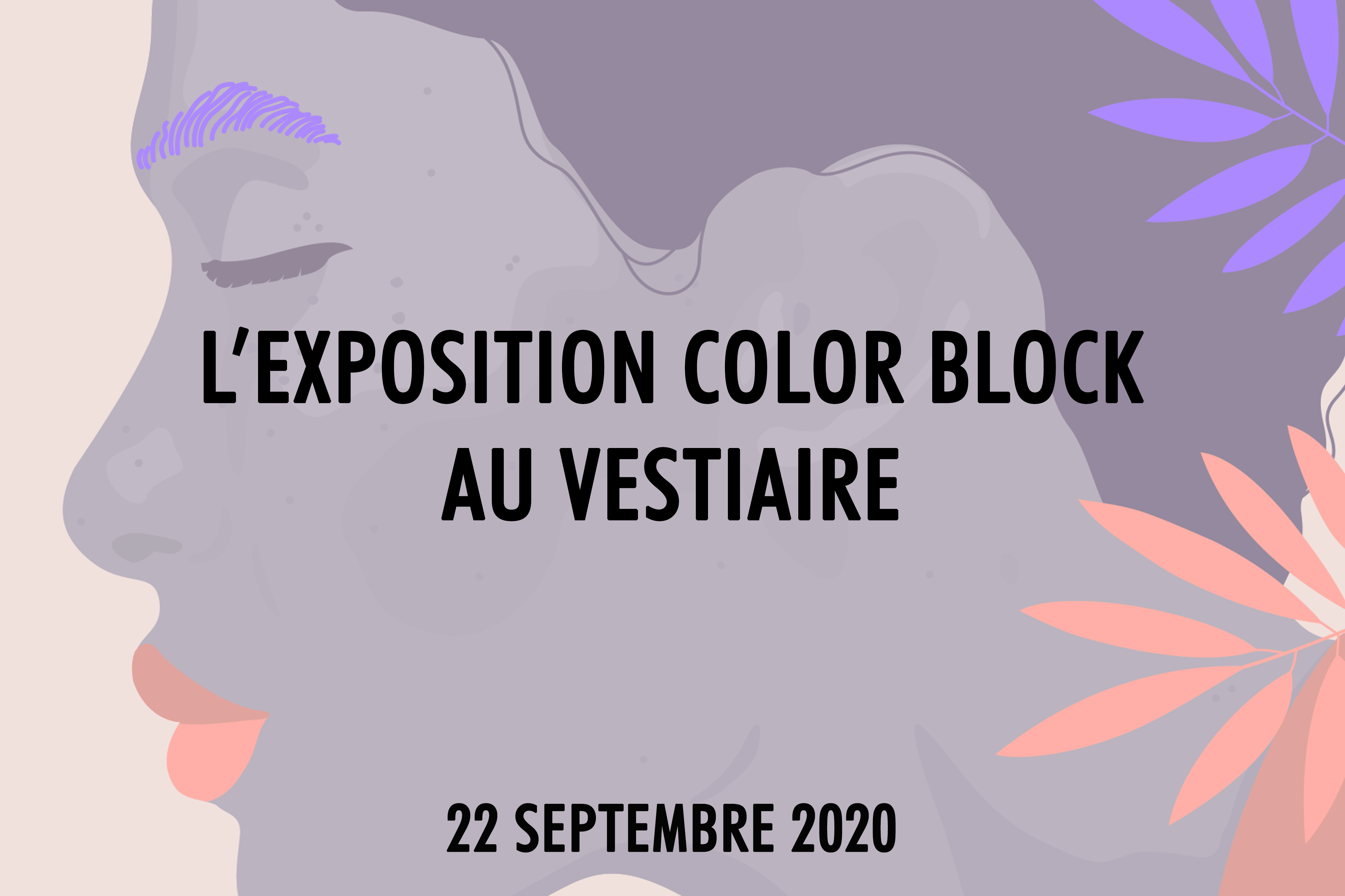 Color Block Vestiaire Maisons de Mode