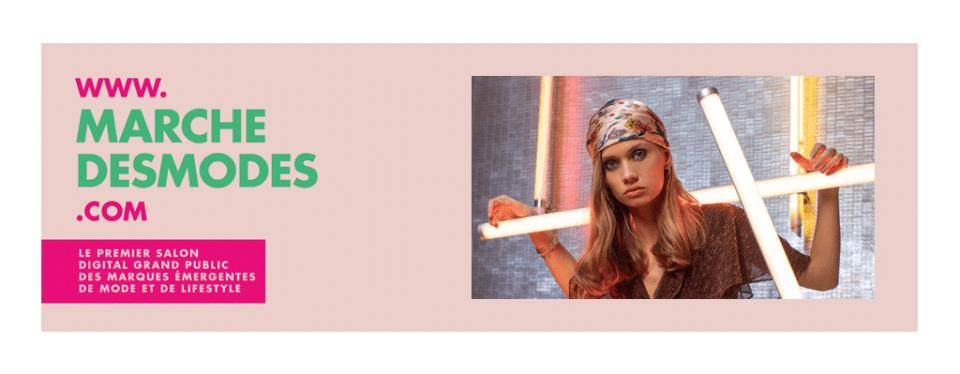 Marché des Modes digital Maisons de Mode