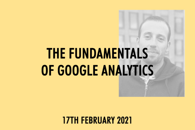 Google-Analytics-fundamentals