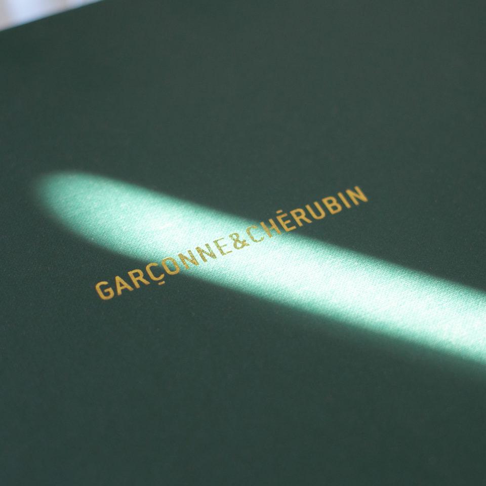Garconne & Chérubin (Edward Vizard) - Maisons de Mode