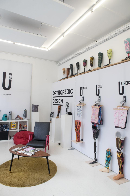 Boutique U-Exist - Maisons de Mode