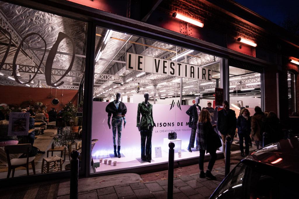Le Vestiaire Maisons de Mode à Roubaix