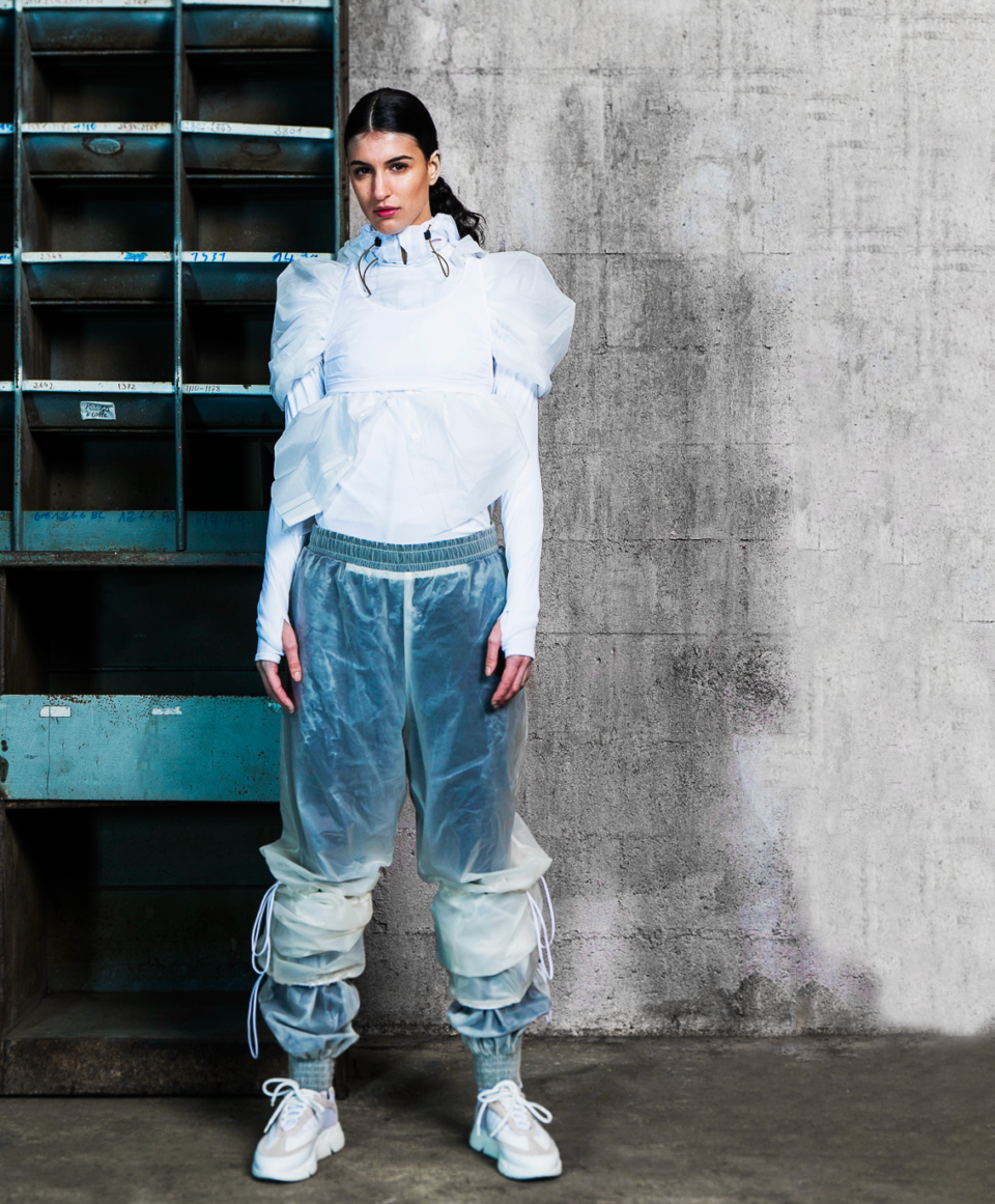 Rise of Human Maisons de Mode Romain Furlotti