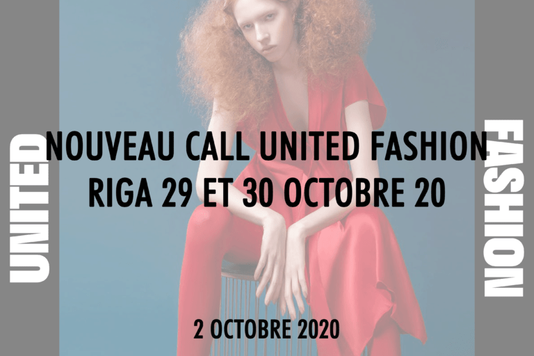 United Fashion Call Riga
